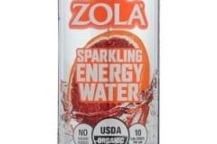 Zola Beverage Energy Blood Orange