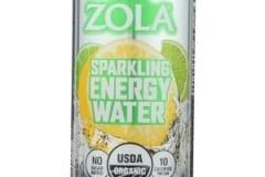 Zola Beverage Energy Lemon Lime