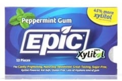 Epic-Dental-Peppermint-Xylitol-Gum