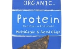 LUKES ORGANIC Multigrain And Seed Chips Protein