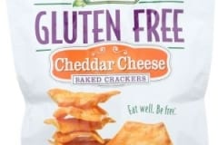 MILTONS Gluten Free Baked Crackers Cheddar Cheese