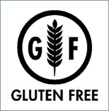 gluten free label