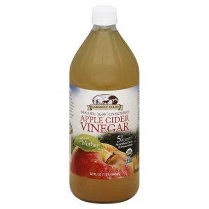 Harmony Farms apple cider vinegar