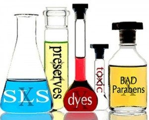 harmful chemicals