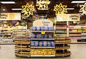 gluten free display