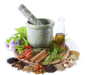home remedies and spices
