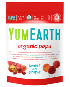 YumEarth Organic Pops (Assorted Flavors)