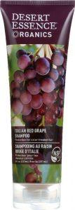 Desert Essence Organics Italian Red Grape Shampoo