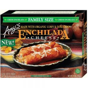 Amy's Family Size Cheese Enchilada