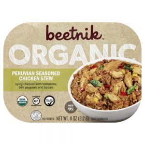 Beetnik Organic Peruvian Chicken Stew