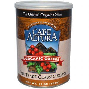 Cafe Altura Coffee