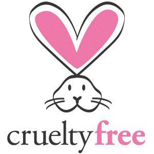 Peta's Cruelty Free bunny