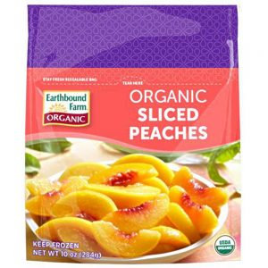 Earthbound Farm Organic Frozen Sliced Pages