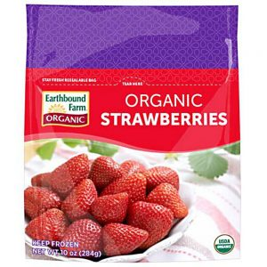 Earthbound Farms Organic Frozen Strawberries