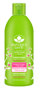 Nature's Gate Awapuhi Ginger and Holy Basil Conditioner