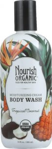 Nourish Organics Tropical Coconut Body Wash
