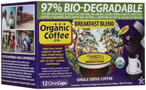 The Organic Coffee Co. One Cup Breakfast Blend