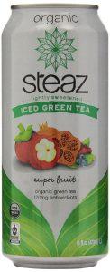 Steaz green tea