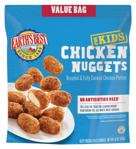 Earth's Best Chicken Nuggets