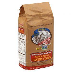 Organic Flour Cooking