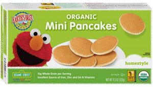 Earth's Best Organic Mini Pancakes