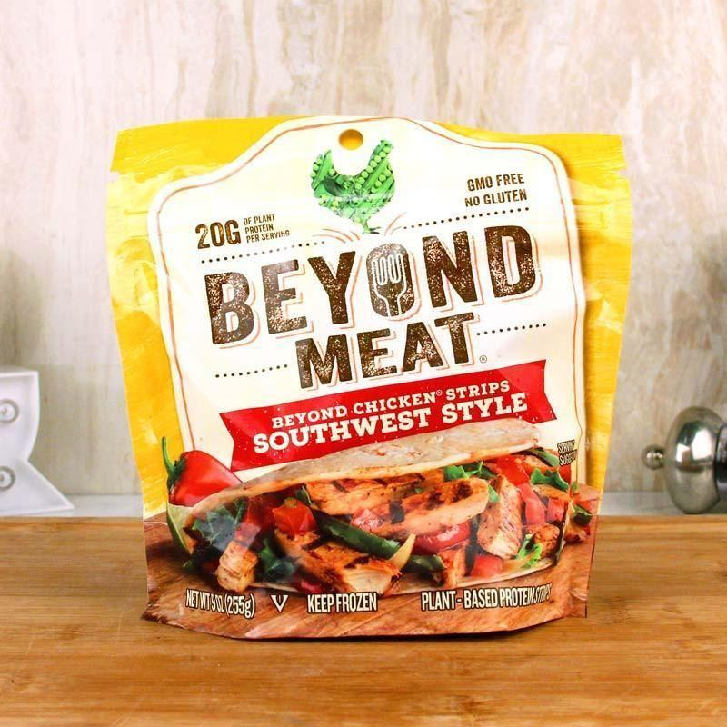 Beyond Meat Southwest Grilled Chicken-Free Strips