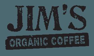 Jim's Organic Coffee logo