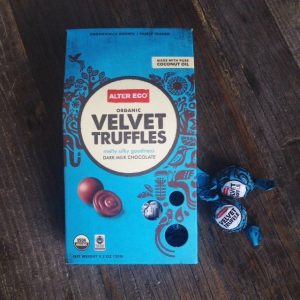 Alter Eco Organic Velvet Chocolate Truffles