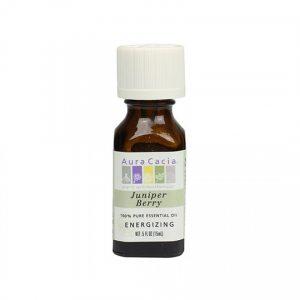 Aura Cacia Juniper Berry Essential Oil 0.5 fl. oz.Aura Cacia Juniper Berry Essential Oil 0.5 fl. oz.