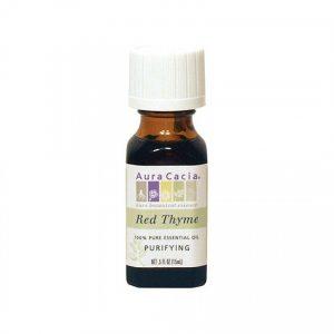 Aura Cacia Red Thyme Oil