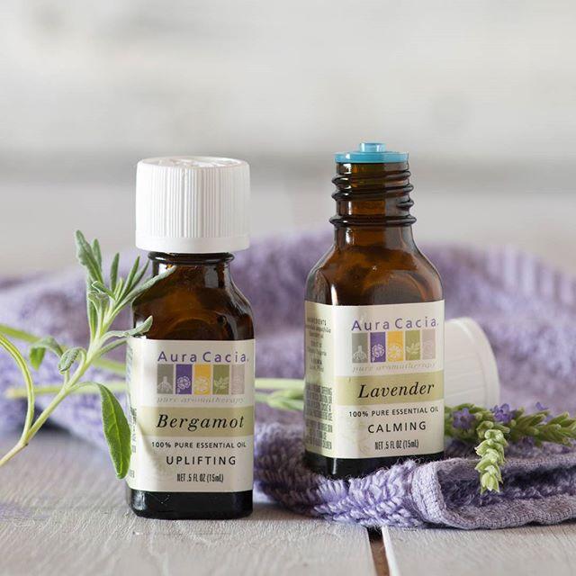 Bergamot and Lavender Aura Cacia