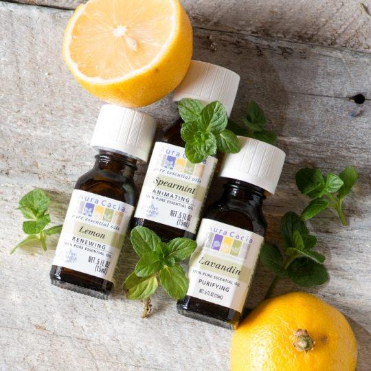 Aura Cacia Lavandin Lemon Essential Oil Diffusion