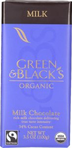 Green and Black's Organic Milk Chocolate