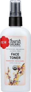 Nourish Organic face toner