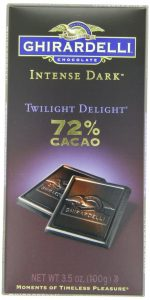 Ghirardelli Intense Dark Twilight Delight 72% Cacao