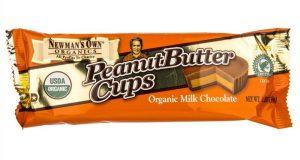 Newman's Own Organic Milk Chocolate Peanut Butter Cups