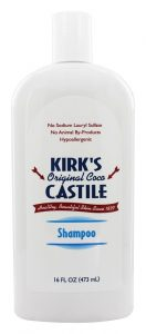 Kirk's Original Coco Castile shampoo