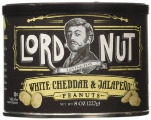 Lord Nut Levington peanuts