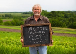 Organic before organic was cool.