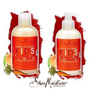 shea moisture mango carrot shampoo conditioner