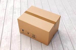 package on a doorstep