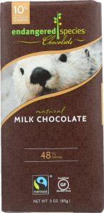 Endangered Species Milk Chocolate