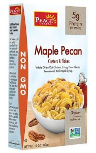 maple-pecan peace cereal for vegan sell online