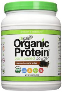 orgain protein powder that you can buy from supplement drop shipping wholesalers