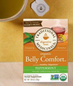 Traditional Medicinals Belly Comfort Tea