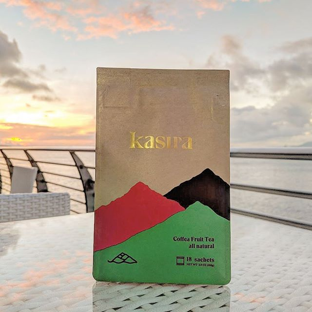 Natural Products Expo West 2018: Kasira Tea