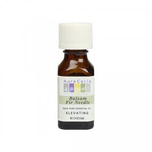 Aura Cacia Balsam Fir Needle Essential Oil 0.5 fl. oz.