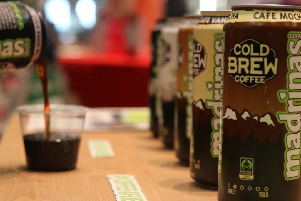 Madrinas Cold Brew Coffee at Natural Products Expo West