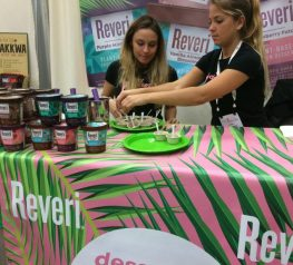 Reveri at Natural Products Expo West 2018