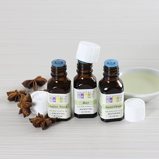 Aura Cacia Anise and Bay Essential Oil Diffusion